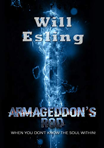 Armageddon's Rod: An Arthurian tale with a twist. King Arthur (Cadwaladr) and Excalibur (Caliburnis) reunite through time to save Avalon (Afallach) - with help from the unsuspecting Merlin (Myrddin).