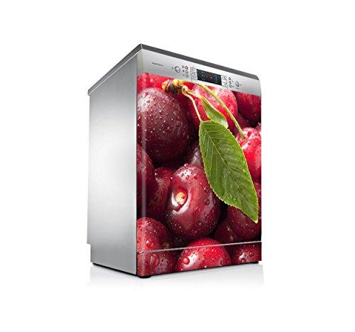 setecientosgramos Vinilo Lavavajillas | Stickers Dishwasher | Pegatina Lavavajillas | Cherry