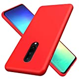 CRABOT Compatible with OnePlus 7 Pro Liquid Silicone Phone