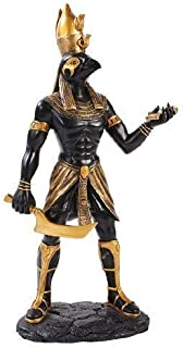 Egyptian Horus Home Decor Statue Made of Polyresin
