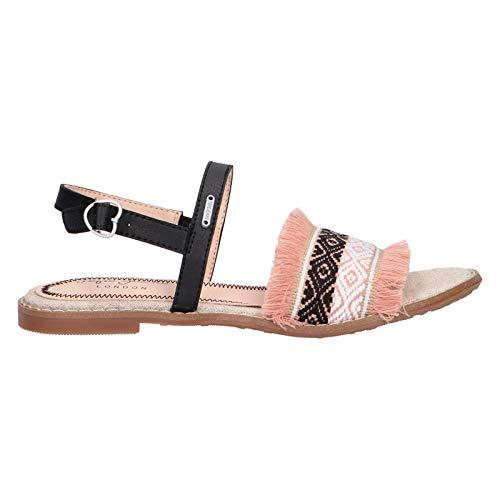 Sandalias Pepe Jeans Elsa Etnic Coral para Niña 34