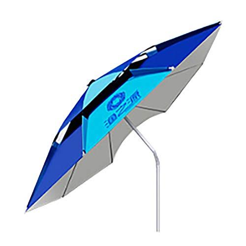 Parasols Grote visparaplu Visparaplu / 2.2 m/Universeel/Regen/Vouw/Visparaplu / 2,4 m/Grote Verdikking/Zonnebrandmiddelen/Paraplu/Vissen