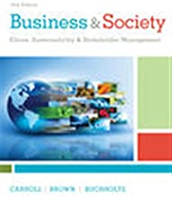 Best business and society carroll 10th edition Reviews