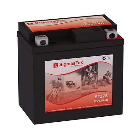 YTZ7S Motorcycle Battery (Replacement)