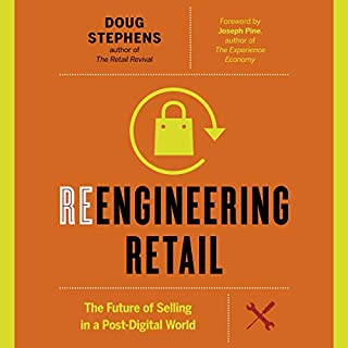 Reengineering Retail audiobook cover art