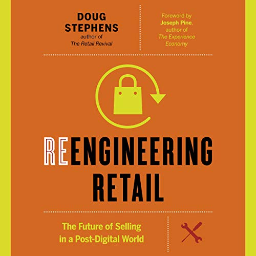 Couverture de Reengineering Retail
