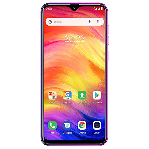 Moviles Libres Baratos 4G, Ulefone Note 7 Android 9.0 Smartphone Libre, Pantalla...