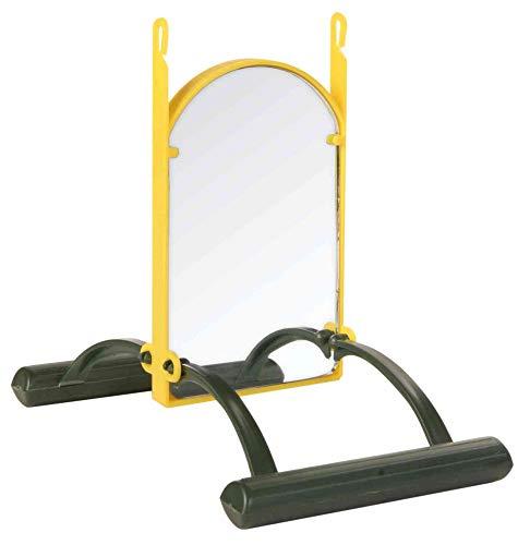 Trixie 5359 Landeschaukel mit Spiegel, 15 × 10 × 14 cm