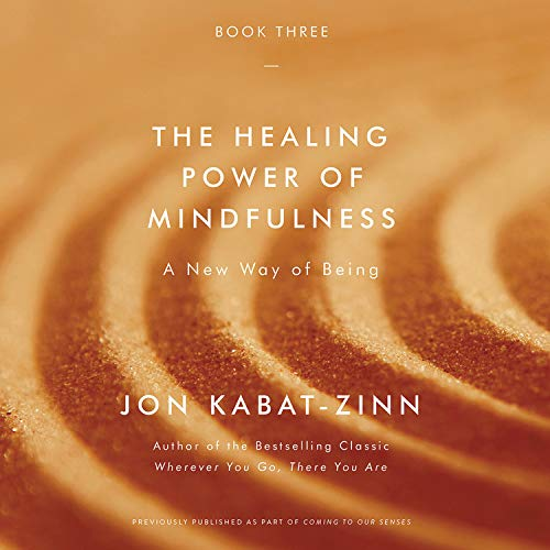 The Healing Power of Mindfulness Audiobook By Jon Kabat-Zinn cover art