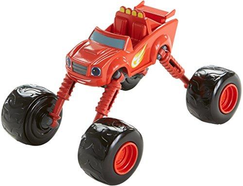 Blaze et les Monster Machines Fisher-Price Monster Morpher – Blaze – Véhicule Transformable