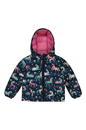 Mountain Warehouse Baby Seasons Chaqueta Acolchada con Estampado Infantil -...