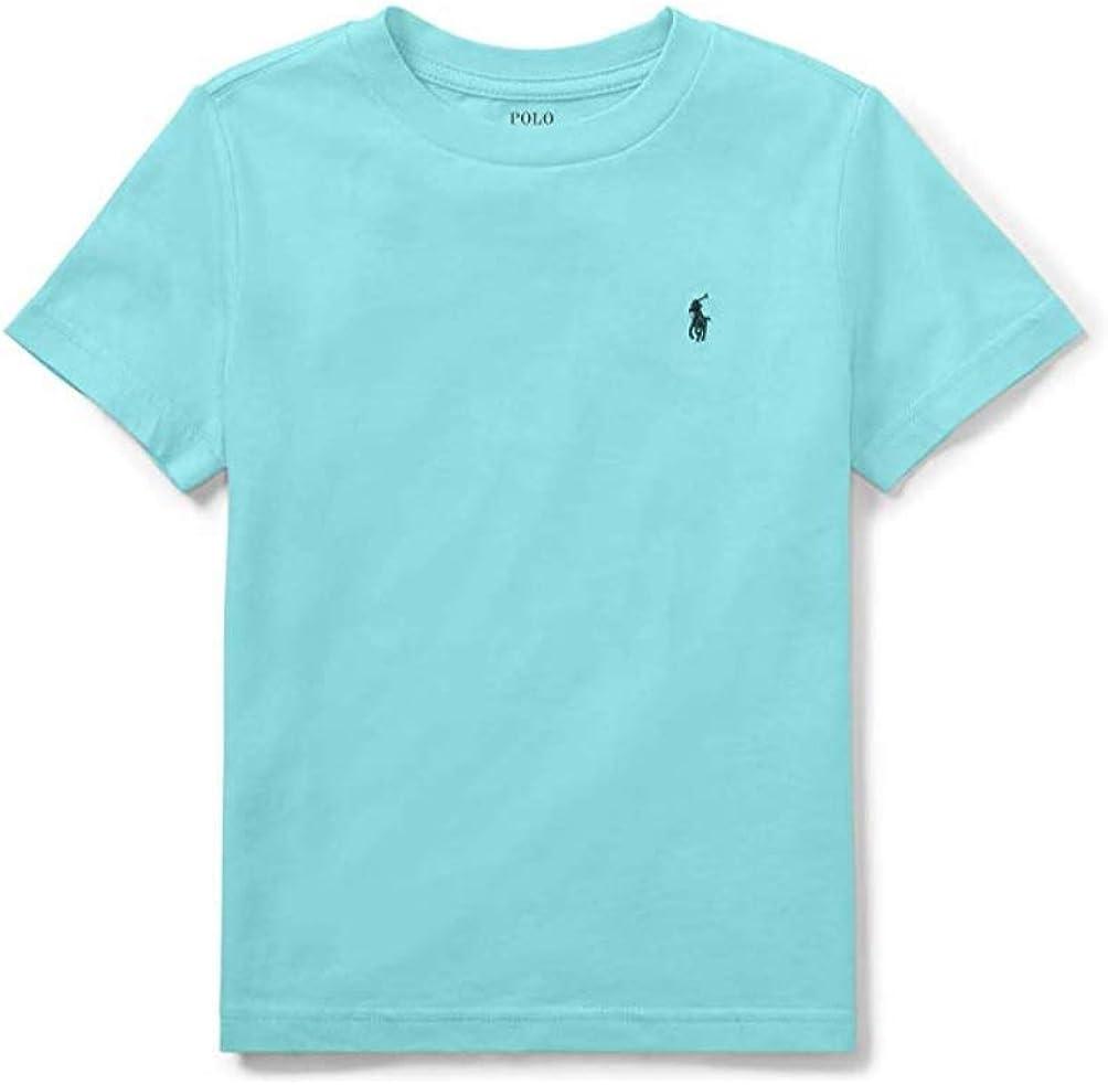 Ralph Lauren Polo Boys Crew Neck Pony Logo T-Shirt