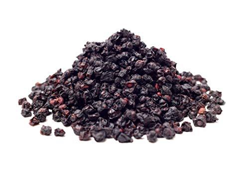 Hymor Schisandra Beere Wu Wei Zi 1kg, Spaltkörbchen Beeren Fünf-Geschmäcker-Beere, natürlich getrocknet, wild gesammelt, Heilpflanze, Superfood, Alterungsschutz, hoher Anteil an Antioxidantien