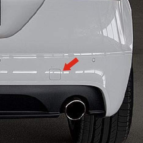 2x Abschlepphaken Pfeil Hochglanz rot passend für Rally, Viper 2 cm x 4 cm …