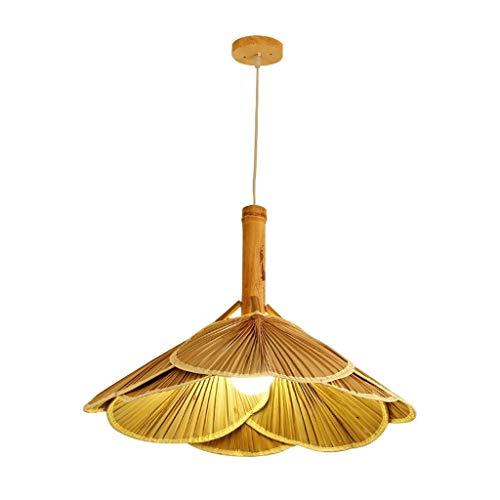 Rattan de la lámpara, lámpara colgante, la luz retro, accesorios de mimbre luz, accesorios de la lámpara, Comer techo de la sala de la lámpara, luz pendiente granja, E27, luces del ventilador de bambú