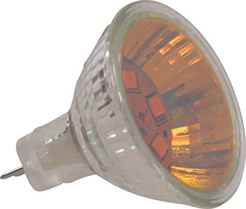 apando original LED Leuchtmittel | 12 Volt | 2 Watt | Passen für alle Flammenleuchten Luxa mit Netzteil, Menge:1 Stück