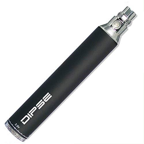 Dipse 2200mAh eGo-T Akku - Regelbarer (3.3-4.8) Ersatzakku für Ihre eZigarette eShisha/e Zigarette e Shisha