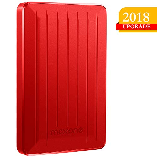 320GB Portable External Hard Drive- 2.5 Inch External Hard Drives for Laptop,Desktop,Xbox one,PS4,Wii U,MacBook,Chormebook (320GB, Blue)