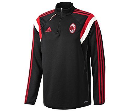 Adidas Sweat Milan Ac Rojo-Negro F83767