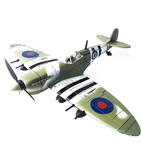 Forart Airplane Model Kits to Build for Adults and Kids, 1/48 Scale Aircraft Model Toy Fighter Model Airplane