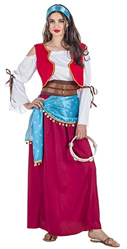 Banyant Toys Disfraz Zingara Mujer: S