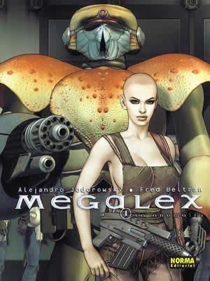 Megalex 1 - La Anomalia