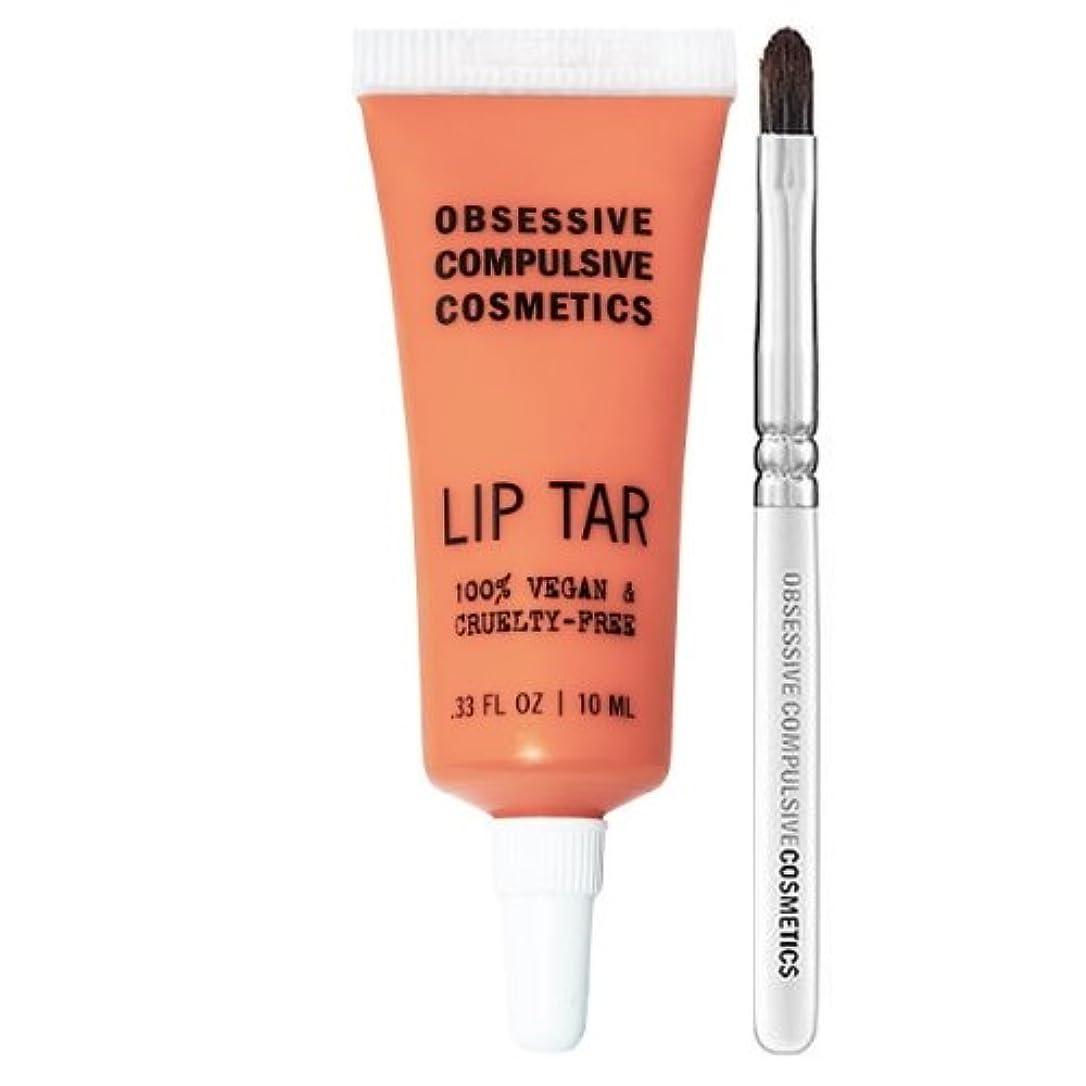 散歩に行くぼかす購入(6 Pack) OBSESSIVE COMPULSIVE COSMETICS Matte Lip Tar - Cha-Cha (並行輸入品)