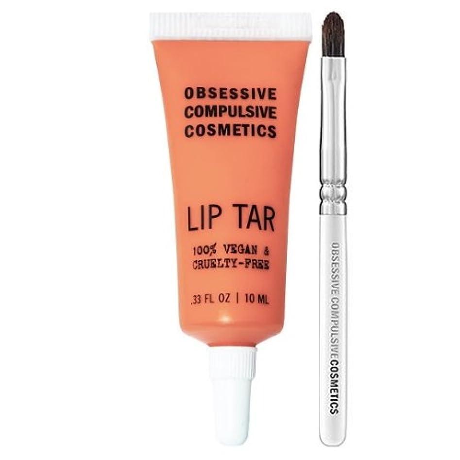 大きなスケールで見ると敬有望(6 Pack) OBSESSIVE COMPULSIVE COSMETICS Matte Lip Tar - Cha-Cha (並行輸入品)