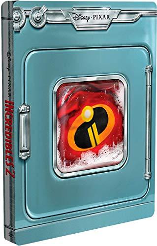 Os Incríveis Blu ray Duplo Steelbook
