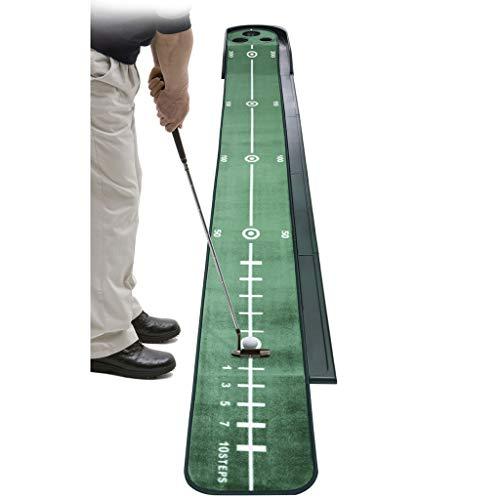 Practica Golf Giratorio Marca ZRXian-Alfombras de práctica