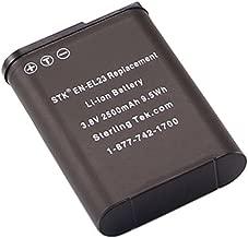 STK EN-EL23 Battery for Nikon Coolpix P900, B700, P610, P600, S810c Cameras