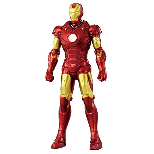 Metacolle Marvel Iron Man IRONMAN Mark III Diecast Figure Approx.78mm