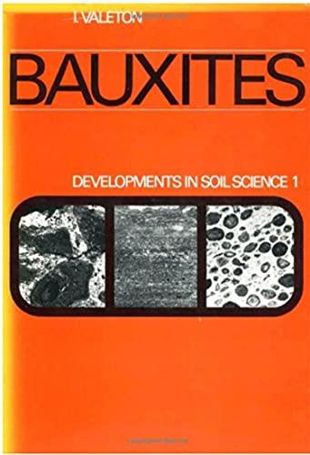 Bauxites (Ebook PDF) (English Edition)