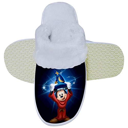 352 Fanta-sia - Zapatillas unisex de espuma viscoelástica para el dormitorio y el hogar,...