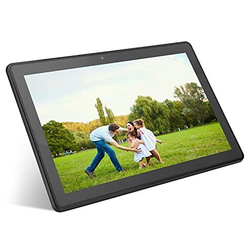 8-kärnig 10-tums surfplatta, 1280x800 HD-skärm 3G/4G-telefon IPS-surfplattor, stöd för Android 9.0, dubbla SIM-kort, dubbla kameror, inbyggt 5000 mAh-batteri, WIFI, Bluetooth, 32 GB + 2 GB(EU)