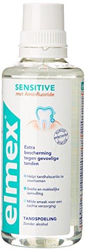 Elmex Sensitive Dental Solution 400ml