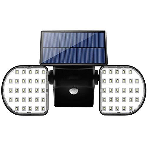 DiDi DENG Solar Lights Outdoor Dual Head 360