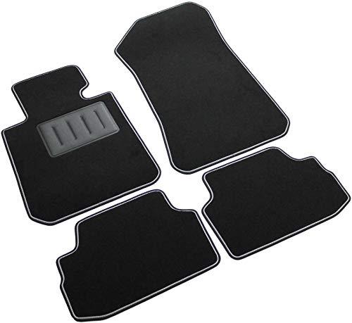 SPRINT00301 - Alfombrillas, alfombra antideslizante, color negro