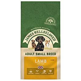 James Wellbeloved Complete Dry Adult Small Breed Dog Food