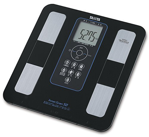 Tanita Innerscan BC-351 Ultra Slim Body Composition Monitor Scale by Tanita