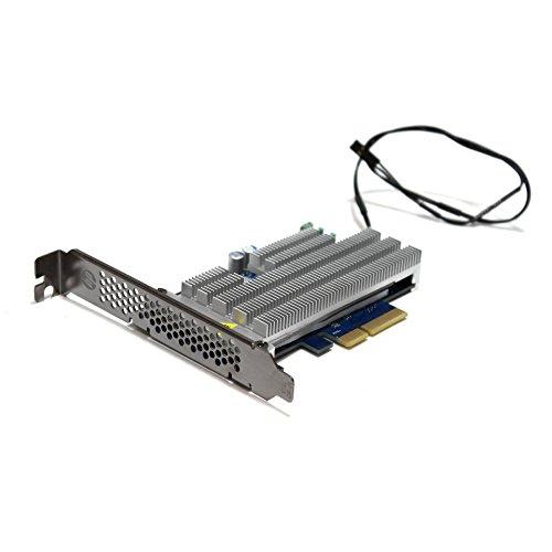 HP Z Turbo Drive G2 742006-003 256 GB SSD für HP Workstation Z230 Z240 Z420 Z440 Z620 Z640 Z820 Z840