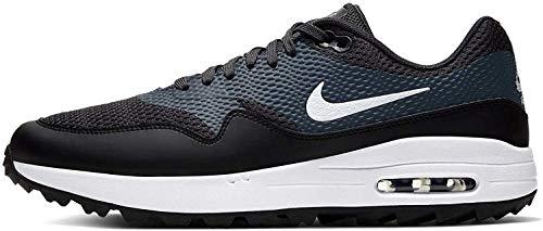 Nike Golf Air Max 1G Black/White/Anthracite/White 8