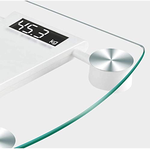 LKNJLL Weighing Scale, Weight Scale Electronic Meter Home Weight Loss Family Accurate Human Weighing Healthy Adult Electronic Scale 4