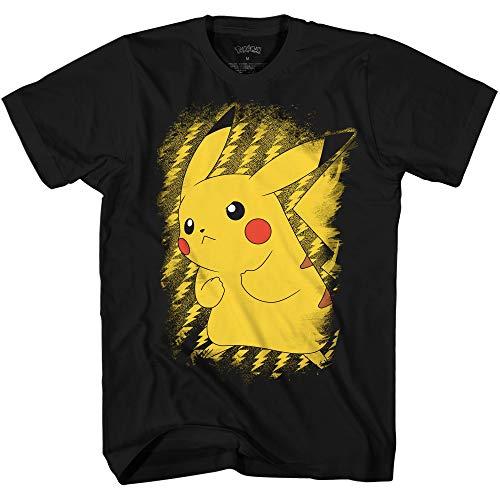 Men's Pikachu Graphic T-Shirt
