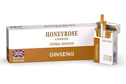 Honeyrose Ginseng Pack of 20