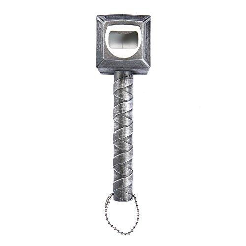 Umiwe spezielle Hammer von Thor Form Bier Flaschenöffner silber