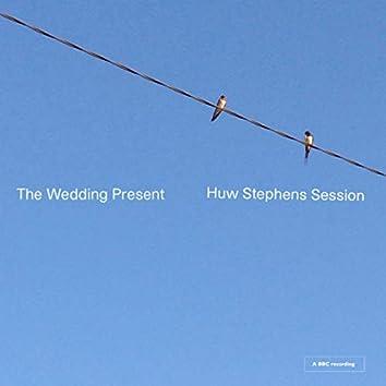 Huw Stephens Session