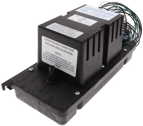 Little Giant Genuine Free Shipping cheap VCC-20-P Low Profile Condensate Pump Plenum Rated