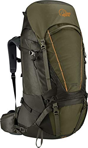 LOWE ALPINE DIRAN 65:75 BACKPACK (MOSS/DARK OLIVE)