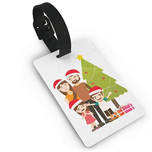 Family Togather Luggage Bag Tags Travel ID Identification Labels